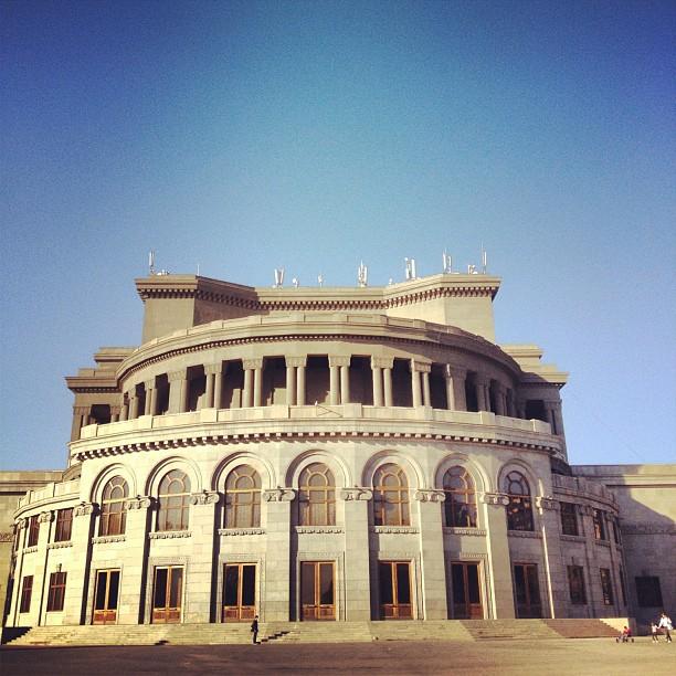 Opera House Yerevan