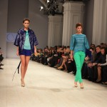 Ukrainian Fashion week #5 Victoria PANYUKOVA