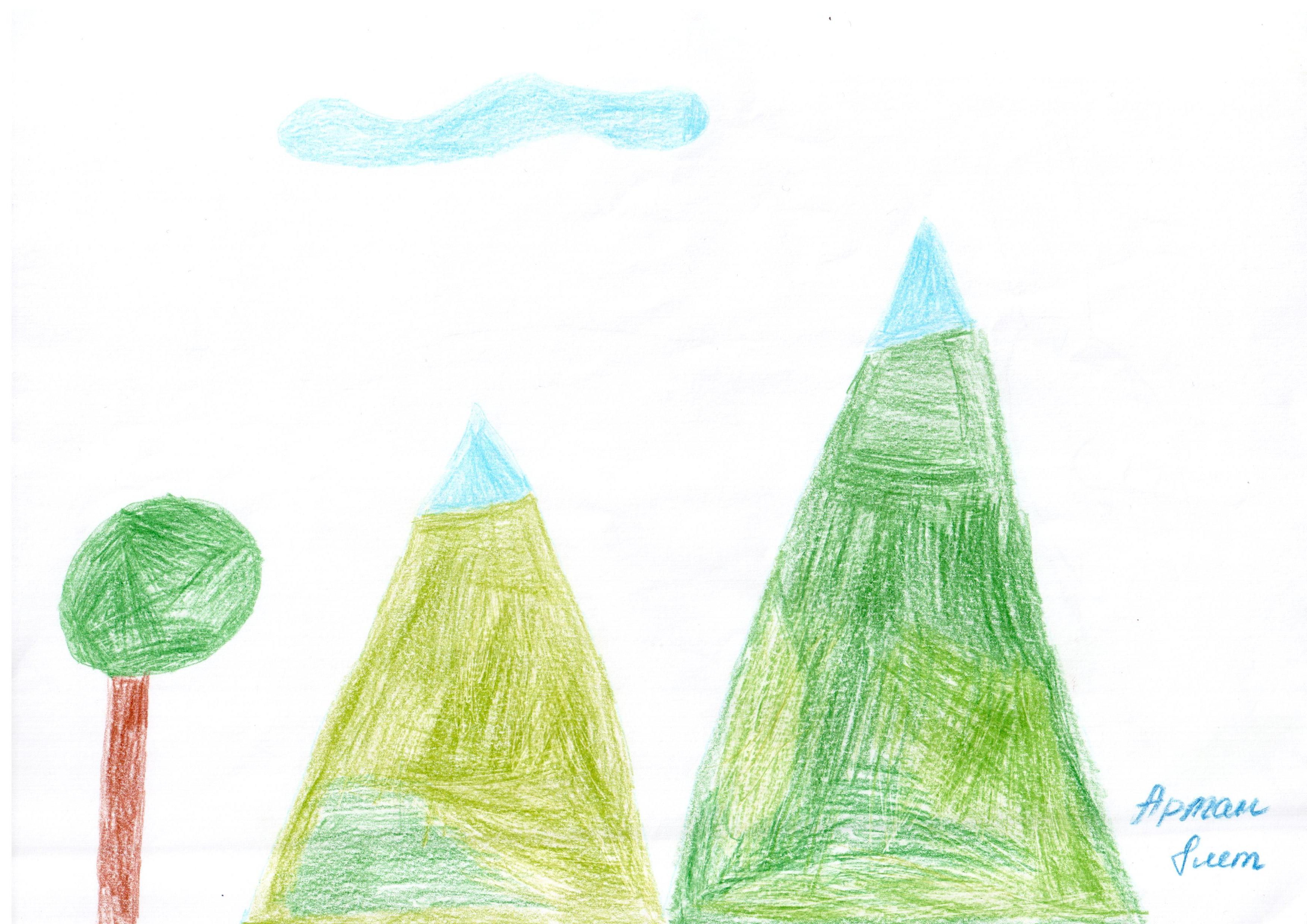 Арман, 8 лет