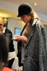 Евгения Каганович, блоггер.