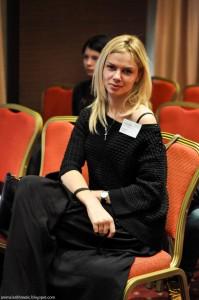 Рожко Марина, маркетолог.