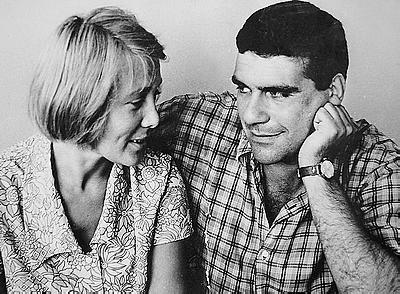 Сергей Довдатов и Тамара Зибунова