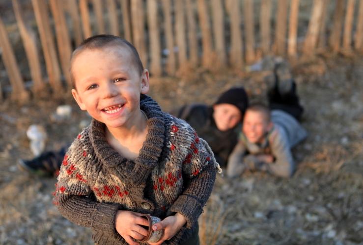 Роман Сухоцкий. Счастливое детство