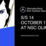 Fashion-иллюстратор David Downton создал кампейн Mercedes-Benz Kiev Fashion Days