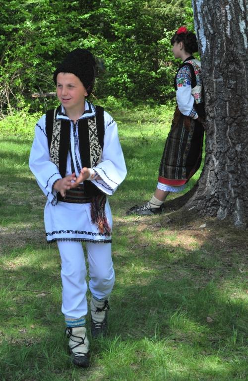 Карина Семенюк. Стеснительный юноша
