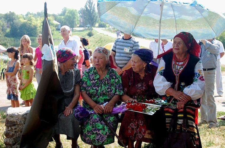 Василий Юдов. Материнство бугских степей
