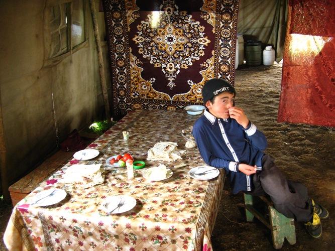 Katarzyna Rydel. Village of Yazidi