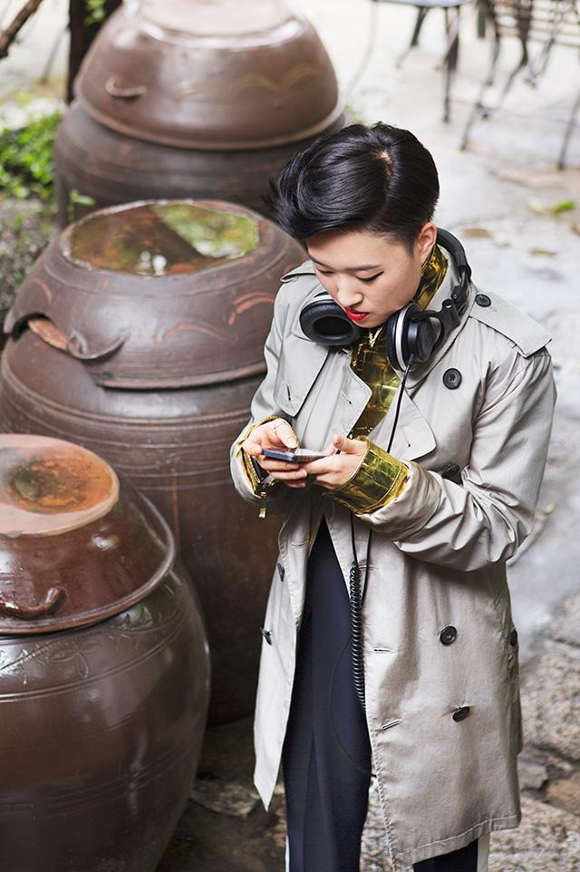 MIN JUPHOTOGRAPHED BY SUN HYE SHIN IN SEOUL