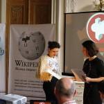 TheNorDar награжден грамотой от WIKIPEDIA Украина