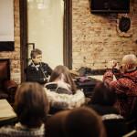 Эксперимент | Состоялся вечер армянской поэзии