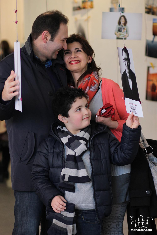 Ереванские друзья TheNorDar на фотосушке