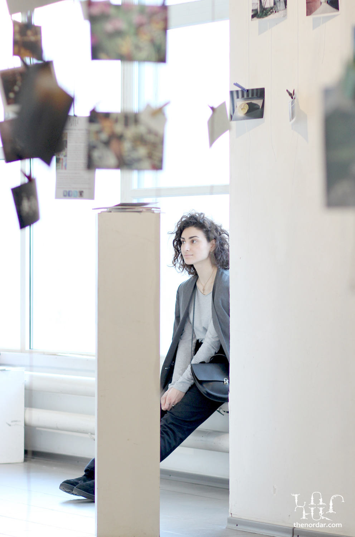 Lilit Sarkisian,издатель и главный редактор TheNorDar
