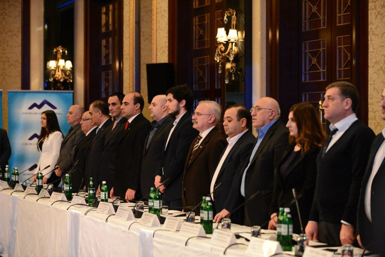 Наши друзья - Киевская армянская община и ее председатель Гамлет Галустян