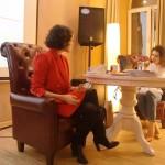 PUBLIC TALK | Интервью с Маргаритой Мурадовой