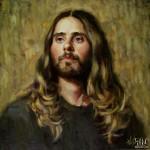 100 портретов Джареда Лето на полотнах молодой художницы