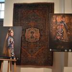 Замок в Варшаве с коллекцией кавказских ковров