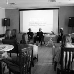 PUBLIC TALK | Интервью с Ириной Данилевской и Владимиром Подоляном