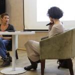 PUBLIC TALK | Интервью с Сашей Дергоусовой
