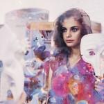 Fashion-проект TheNorDar о молодых дизайнерах. CYAN
