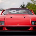 Детище великого мастера. Ferrari F40