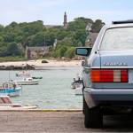 Яхта для дорог — Mercedes-Benz 560 SEC