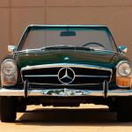 Mercedes-Benz 280 SL: достучаться до небес