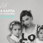 Ирена Карпа с детьми в проекте «Помешанные». ИНТЕРВЬЮ