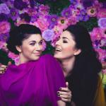 Laura & Kristina Marti презентуют новый альбом