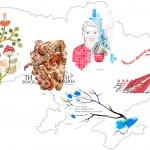 ИНТЕРВЬЮ: 5 украинских иллюстраторов UKRAINE INSPIRED
