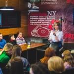 PUBLIC TALK Лена Кравец: Позволь себе быть собой, а другим — другими
