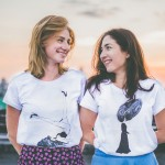 MADE IN UKRAINE | Иллюстрированные футболки LILIT SARKISIAN