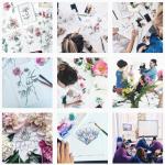НОВОЕ ВЕСЕННЕЕ РАСПИСАНИЕ на иллюстрационные ланчи с Лилит Саркисян